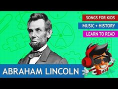 Abraham Lincoln Song | History Songs for Kids - YouTube