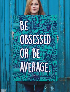 We've added a new design! Be obsessed or be average.