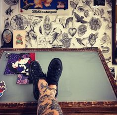 Hannah snowdon tattoos