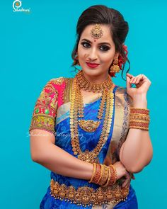 Amazing Artificial Bridal Jewellery Sets Are Available Here! Bridal Jewellery Sets Online, Bridal Jewelry Sets, Indian Wedding Gowns, Indian Bridal Fashion, Indian Weddings, Inexpensive Wedding Gifts, Indian Artificial Jewellery, South Indian Bride Hairstyle, Indian Wedding Couple Photography