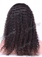 Chinese Virgin Hair Full Lace Wig Deep Wave VFLW208