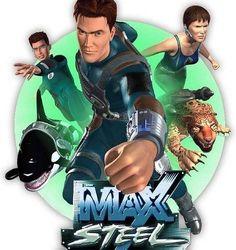 Max Steel (TV Series 2001–2002)
