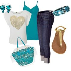 cute, created by tigerwoman37086 on Polyvore