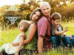 Unique four person family idea