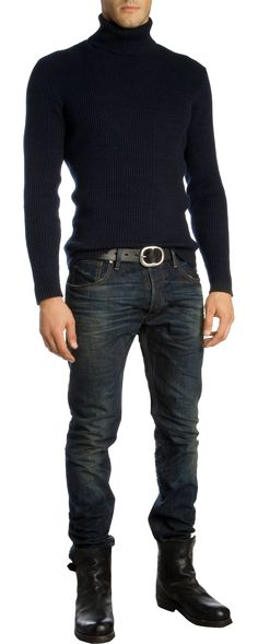 Ralph Lauren Black Label Denim Straight Jeans I feel bad that I don't really care what your face looks like. Rugged Style, Mode Masculine, Sharp Dressed Man, Well Dressed Men, Vetements Paris, Perfect Outfit, Stylish Men, Men Casual, Style Brut