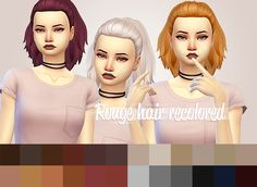 Sims4MM — crazycupcakefr: Hello everyone! So I made a new...
