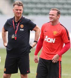 Van Gaal & Rooney