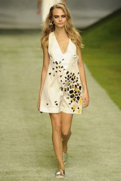 Topshop Unique RTW Spring 2014