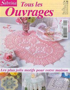 Sabrina Tous les ouvrages 120 - inevavae - Picasa Web Albums