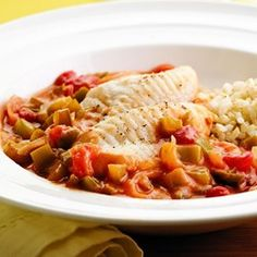 Catfish Etouffee - EatingWell.com