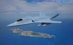 Is this China's next generation stealth fighter bomber?