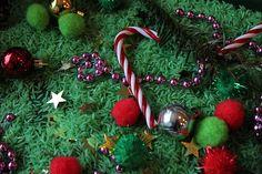 Christmas sensory tub by The Imagination Tree