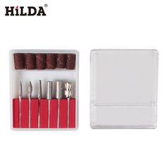 1.45$  Buy now - http://alid0a.shopchina.info/go.php?t=32758189866 - HILDA 6PCS Emery Grinding Head For Dremel Rotary Tools +6PCS Sanding Bands Dia. 12.7mm With Drum Sander for Drill Bits Machine  #aliexpresschina