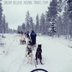 Inspiration for chasing your travel dreams