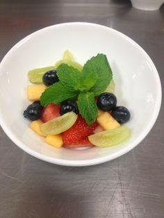 Ensalada de cítricos y frutas