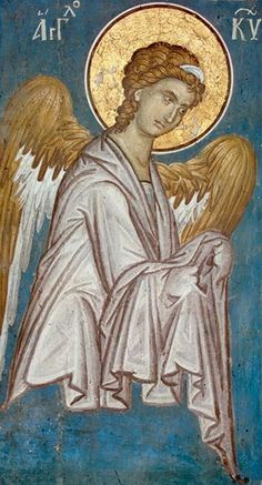 A special collecton of images of Angels - all Byzantine frescos from Serbian Churches Byzantine Icons, Byzantine Art, Religious Icons, Religious Art, Religion, Art Through The Ages, Religious Paintings, Best Icons, Angel Pictures