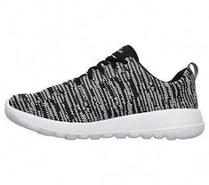 reputable site 5d264 f7fb4 Skechers Men s GOwalk Max Amazing Lace Up Sneakers (Black White) Zapatillas  De Deporte