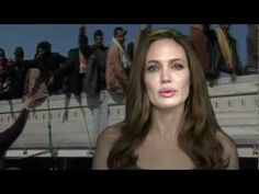 Angelina Jolie - No one chooses to be a refugee