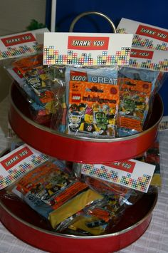 "Photo 19 of 26: Birthday ""Lego My Lego!"""