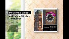 Echtzeit-Kalender Cover, Books, Calendars 2016, Wall Calendars, Clock, Libros, Book, Book Illustrations, Libri
