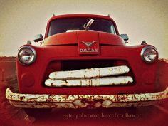 Old dodge truck by StephLeeFaulkner, via Flickr