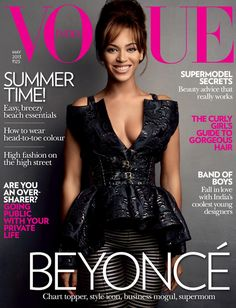 Beyoncé Covers Vogue Again, Lindsay Lohan Might Blog, and Inside Condé Nast's New Fashion School