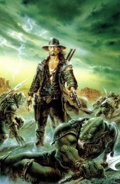 Warrior Gunslinger