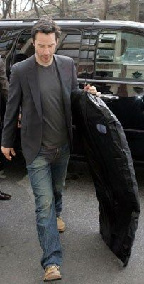 Keanu Reeves - Photo posted by kanderson - Keanu Reeves - Fan club album -