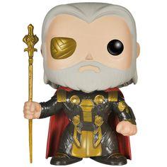 Figurine Odin (Thor The Dark World) - Figurine Funko Pop http://figurinepop.com/odin-thor-the-dark-world-marvel-funko