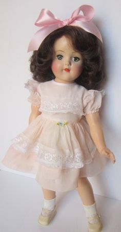 """~ Lovely """"Toni"""" Doll ~  I still have mine and its a blonde"""