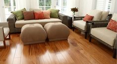 Find the perfect solid engineered hardwood floors & hardwood floor refinishing for your home in Vancouver. Our hardwood floors are durable and long-lasting. Installing Hardwood Floors, Refinishing Hardwood Floors, Engineered Hardwood Flooring, Modern Wood Floors, Wood Floor Finishes, Sofa, Couch, Furniture, San Ramon