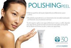 Pule tu piel con polishing peel by nu skin