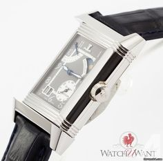 Jaeger-LeCoultre Reverso Septantieme Limited Edition Ref. Q3006420 - Majority Warranty Remaining