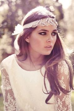 i love that headband!