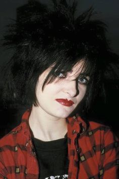 Siouxsie: Hey you, do you wanna go out with me? Oh, wait...I already have a valentine, oops! Sorry did I do that?