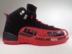 ed83677ab51056 Mens Air Jordan 12 Retro Basketball shoes size 11.5 US 136001-065  Nike