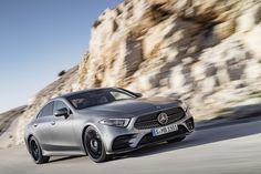 Németországban már rendelhető az új Mercedes -Benz CLS