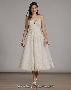 46.Kurze brautkleider  Alle Brautkleider http://de.lady-vishenka.com/short-wedding-dress-2016/