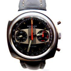 BREITLING Top Time 1969 Racing Chronograph - Valjoux 7733 Vintage monaco