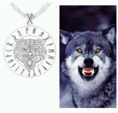 #Кулон #серебро,#золото/#Necklace #gold,#silver #wolf #волк #frangue #runes #руны #скандинавия #оскал #snap #jewelryformen #men #украшениядлямужчин #украшения #дизайн #exclusive #design #beards #beardlife #harleydavidson #harley #biker #байкер #борода #men #scandinavian #FRANGUEbyzvereV