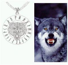 #Кулон #серебро,#золото/#Necklace #gold,#silver #wolf #волк #frangue #runes #руны #скандинавия #оскал #snap #jewelryformen #men #украшениядлямужчин #украшения #дизайн #exclusive #design #beards #beardlife #harleydavidson #harley #biker #байкер #борода #men #scandinavian #FRANGUEbyzvereV