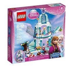 LEGO Disney Frozen Princess Elsa's Sparkling Castle 41062