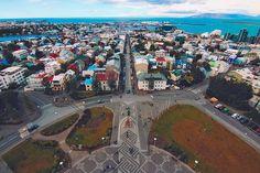Reykjavik | Iceland Road Trip Itinerary