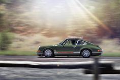 If you have a 1969 Porsche 911 T/R, you should leave everything and follow the dream. That's what Frisco decided to do for 2017.