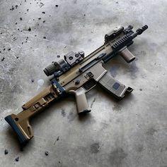 1,530 отметок «Нравится», 5 комментариев — FireArms And Weapons!!14.3k (@firearms.tactical) в Instagram: «Follow: @firearms.tactical Rate from 1-10 #guns #pewpewpew #followme #shooting #gun #rifle…» Rifles, Military Gear, Military Weapons, Kydex, Battle Rifle, Cool Guns, Assault Rifle, Guns And Ammo, Shotgun
