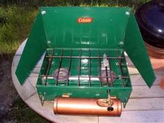 our campstove looked like this...