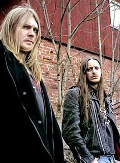 Darkthrone, (un)holy, Darkthrone! I couldn't resist. Always a fan of these guys. It doesn't even matter.