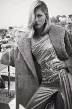 la modella mafia L.A. Confidentiel - Iselin Steiro x Vogue Paris November 2013 photographed by Glen Luchford 2