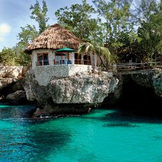 Jamaica- Our dream honeymoon. Snorkeling, horseback riding and walks on the beach at sunset sounds awesome.