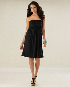 soma Love Knot - Knotted Intrigue Essential Dress #SomaIntimates